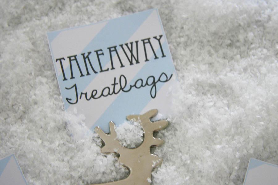 Dog Friendly Christmas Party Printables | Pretty Fluffy
