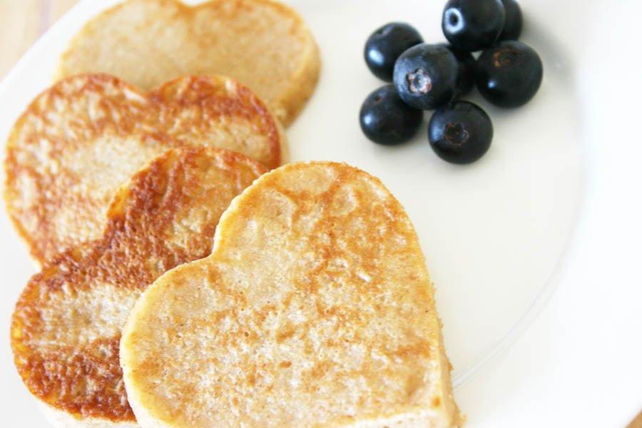 DIY Dog Pancake Recipe | Pretty Fluffy