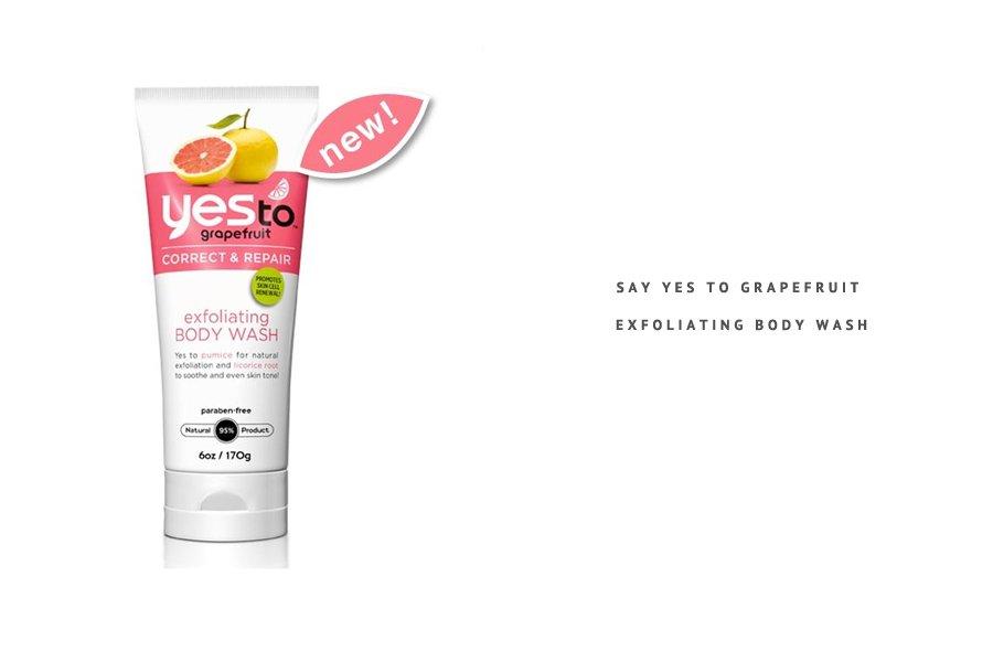 Say YES Exfoliant - Top 5 Cruelty Free Body Scrubs   Pretty Fluffy