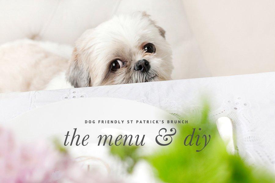 St Patrick's Brunch Ideas - Menu & DIY Recipes