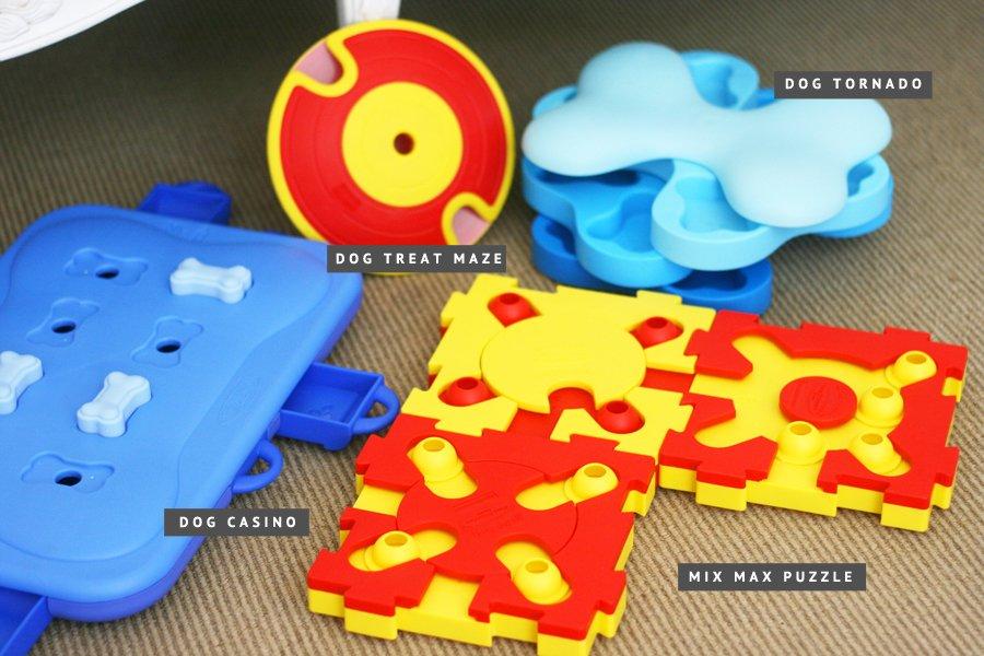 Nina Ottosson Dog Toys Review | Pretty Fluffy
