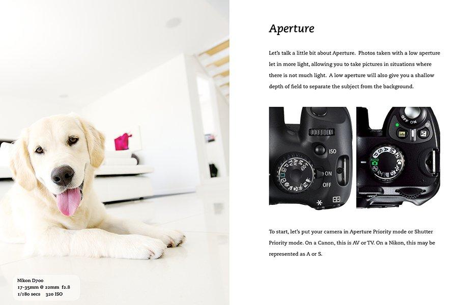 Pet Photography Ebook by Wet Nose Fotos