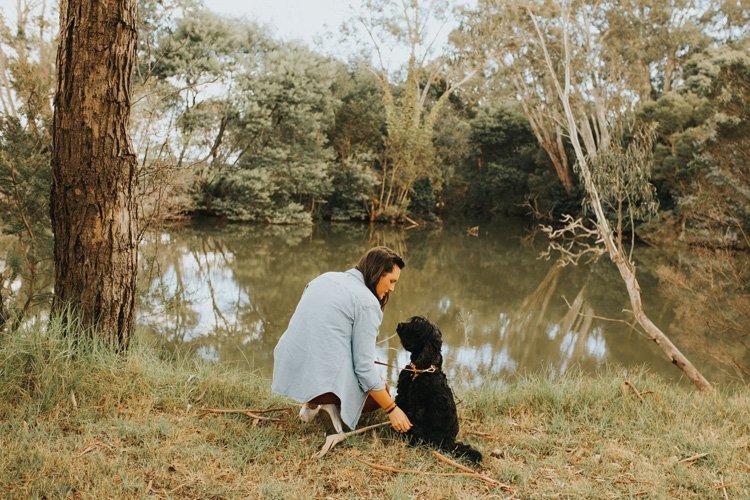 Macalister River Regional Park - Dog Walks - Pet Friendly Maffra and Gippsland
