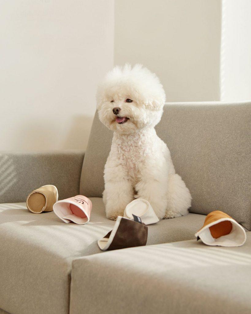 Pretty Fluffy - Dog Toys for a Neutral Home _-88