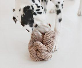 Pretty Fluffy - Dog Toys for a Neutral Home