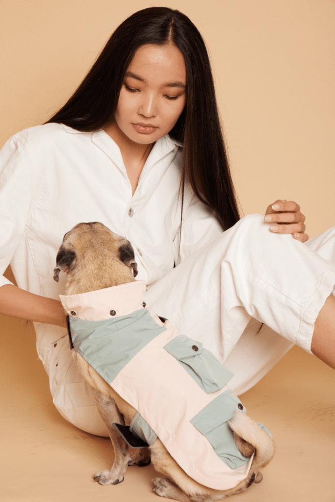Weather Ready Rain Parka by Maxbone | 9 Stylish Dog Raincoats More Trendy Than Yours - Pretty Fluffy